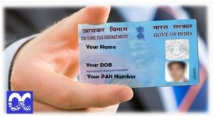 PAN CARD NOW MANDATORY FOR OPENING ACCOUNT