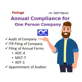OPC ANNUAL COMPLIANCE PACKAGE